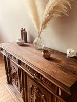 French Antique Sideboard / Buffet / French Walnut Buffet (9 of 10)