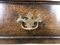 Antique Oak Pot Board Dresser (6 of 9)
