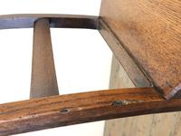 Two Antique Welsh Farmhouse Chairs (m-1255) (8 of 9)