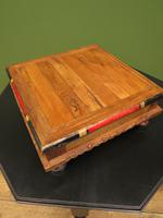 Vintage Small Japanese Tea Table, Indian Bajot Table (2 of 12)