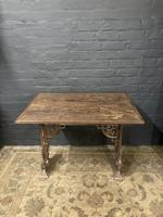Victorian Enamelled Table (4 of 11)