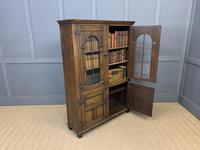 Ipswich Oak Bookcase c.1930 (12 of 13)