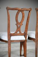 Set of 6 + 1 Continental Dining Chairs (2 of 12)