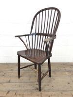 19th Century Elm & Ash Windsor Chair (2 of 11)