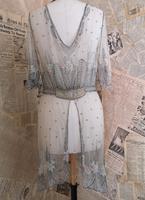 Vintage 1920's beadwork dress, Art Deco (12 of 20)