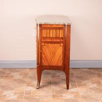 Continental 3 Drawer Commode Chest of Drawers (8 of 13)