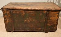 18th Century Pine & Iron Bound Trunk (7 of 7)