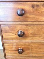 Antique Mahogany Chest of Drawers (6 of 8)