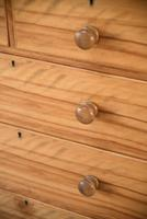 Victorian Satin Birch Chest of Drawers (12 of 12)