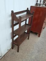 Small Shelves Bookcase (2 of 5)