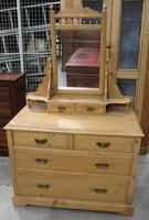 Brights of Nettlebed Country Pine Dressing Table (2 of 6)