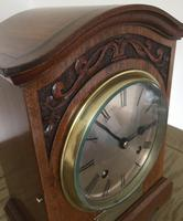 Edwardian High Quality Eight Day Striking Bracket Clock (8 of 11)