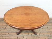 Antique Mahogany Centre Table (7 of 11)