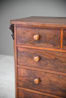 Antique Victorian Mahogany Chest of Drawers 228443 (8 of 12)