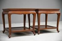 Pair of Chinese Rosewood Side Tables (9 of 13)