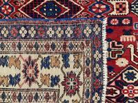 Antique Caucasian Shirvan Carpet (10 of 10)