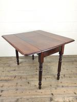Victorian Mahogany Pembroke Table (8 of 9)