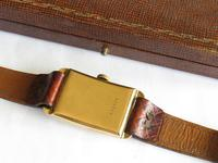 Gents 9ct Gold Rotary Wrist Watch, 1930 (4 of 6)