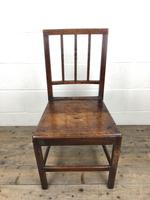 Set of Six 19th Century Welsh Oak Farmhouse Chairs (9 of 14)