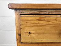 Victorian Pine Chest of Drawers (4 of 13)