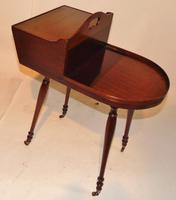 Georgian Mahogany Butler's Table (6 of 6)