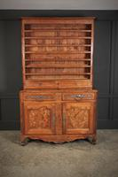 Large Cherrywood & Walnut Dresser (2 of 13)