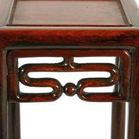 Small Chinese Rosewood Stand (3 of 7)