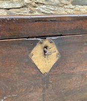 Antique Camphor Sea Chest Trunk (7 of 22)