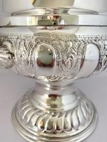 Superb Silver Plated Wine Cooler (4 of 10)