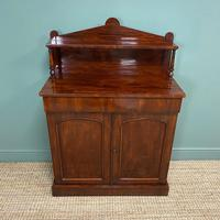 Quality Victorian Antique Mahogany Chiffonier / Sideboard (9 of 10)
