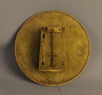 Early Biedermeier Vienna Regulator Wall Clock - Silk Suspension (5 of 7)
