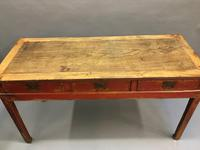 Chinese Antique Side Console Table (14 of 14)