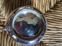 Edwardian Solid Silver Cream Jug (3 of 6)