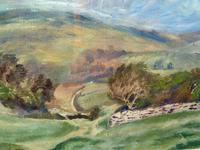 Irish School Late 19th / Early 20th Century Oil on Canvas - Rural Scene (4 of 4)