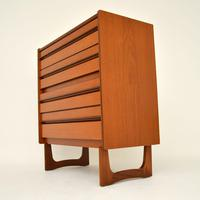 1960's Vintage Teak Chest of Drawers by William Lawrence (8 of 11)