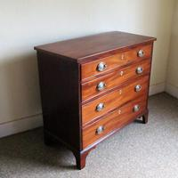 Mahogany Chest of Drawers - Georgian c.1820 (7 of 7)