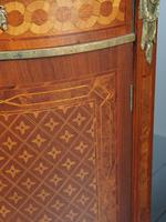 Matched Pair of French Inlaid Corner Cabinets (11 of 18)