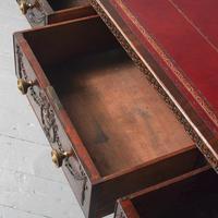 Rare Georgian Period Adams Style Mahogany Desk (8 of 15)