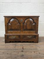 18th Century Style Welsh Oak Coffer