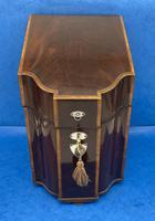 George III Mahogany Cutlery Box (12 of 12)