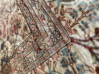 Vintage Anatolian Kayseri Silk Rug 2.22m x 1.51m (9 of 17)