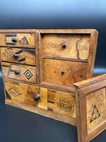 Japanese Miniature Scholars Box (2 of 3)
