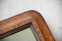 Victorian Inlaid Overmantle Mirror (9 of 12)