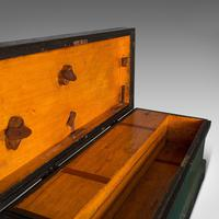 Antique Shipwright's Chest, English, Craftsman's Tool Trunk, Victorian c.1900 (10 of 12)
