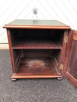 Antique Mahogany Table Cabinet (6 of 8)