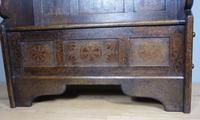 Victorian Vernacular Pine Poker Work Bench (9 of 10)
