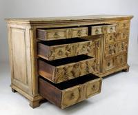 Geometric Oak Dresser Base (8 of 14)