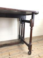 Early 18th Century Oak Gateleg Table (9 of 13)