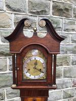 Early Antique Weight Driven Granddaughter Clock (2 of 13)