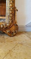 Pair of Italian Large Gilt Mirrors (3 of 10)